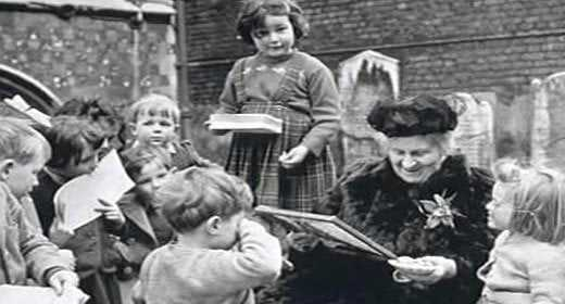 Montessori Eğitimi Nedir, Maria Montessori, Maria Montessori Kimdir, Montessori Eğitimi