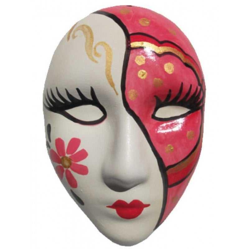 Seramik Maske Boyama 3m Akademi