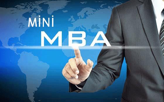 uzaktan eğitim online mini mba eğitimi sertifika programı