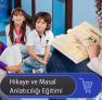 Masal Anlatıcılığı Eğitimi Sertifika Programı