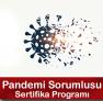 Pandemi Sorumlusu Sertifika Programı